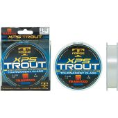 Fire rapitor monofilament Fir TF XPS Trout Competition