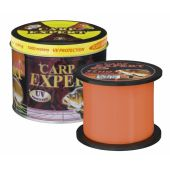 Fire Crap monofilament Fir UV Fluo Orange