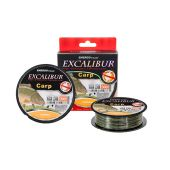 Fire Crap monofilament Fir Excalibur Carp