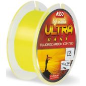 Fire Crap monofilament Fir Ultra Cast Galben Fluo