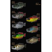 Swimbait-uri Swimbait Seven Section S4