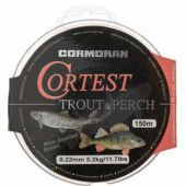 Fire rapitor monofilament Fir Cortest Trout & Perch
