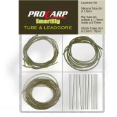 Accesorii Crap Kit Pro Carp Tube And Leadcore Mud