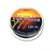 Fire Crap monofilament Fir Infinity Triple Gamma