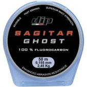 Fire Crap monofilament Fir Sagitar Ghost Florocarbon