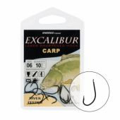 Carlige Crap Carlige Excalibur River Feeder Black