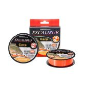 Fire Crap monofilament Fir Excalibur Carp Fluo Orange
