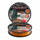 Fire rapitor monofilament Fir Excalibur Catfish 8yarn Braid