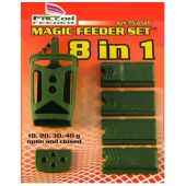 Momitoare Magic Feeder Set 8 In 1