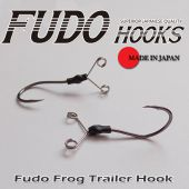 Carlige si ancore rapitor Carlige Fudo Frog Trailer Hook