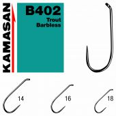 Carlige Fly Fishing Carlige Fly B402 Trout Barbless