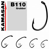 Carlige Fly Fishing Carlige Fly B110 Grubber