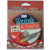 Fire Crap monofilament Fir Magic Match & Feeder