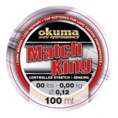 Fire Crap monofilament Fir Match King