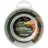 Fire Fly Fishing Leader Mimicry Green Helo