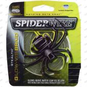 Fire rapitor textile Fir New Spiderwire Stealth Glow