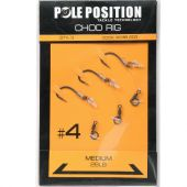 Cralige Crap Legate Chod Rigs Pole Position