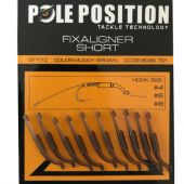 Accesorii Crap Fixaligner Moody Brown Short Pole Position