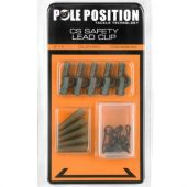 Accesorii Crap Leadclip Set Weed Pole Position