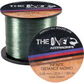 Fire Crap monofilament Fir Infinite Distance Mono