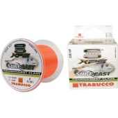 Fire Crap monofilament Fir S-Force XPS Surf Casting