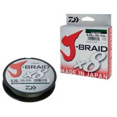 Fir J-Braid X8 Verde