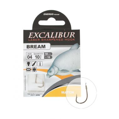 Carlige legate Excalibur Bream Match