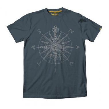 Tricou Direction Tee Grey Marl
